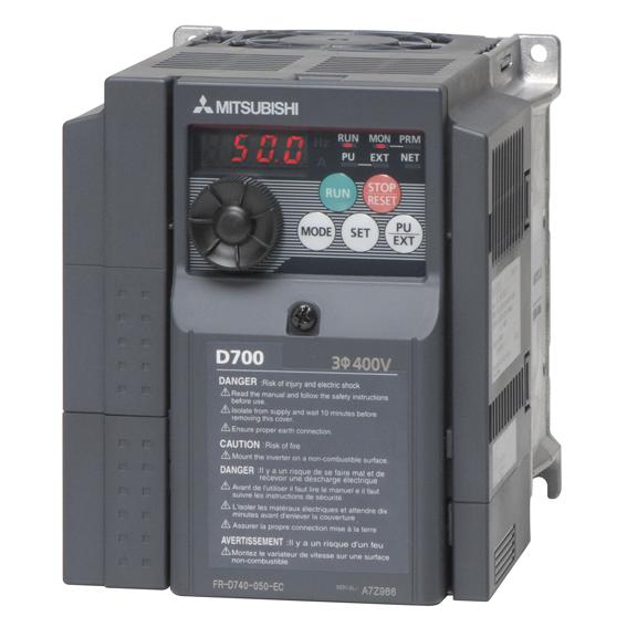 Преобразователь частоты Mitsubishi FR-D720S-100-EC со скидкой 35%