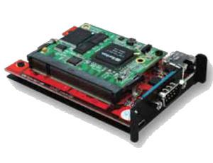 KVM-система Broadrack IP MODULE